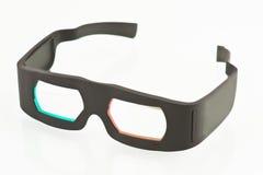 3D vidros, sistema de dolby Fotografia de Stock Royalty Free