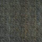 3d vloer van de mozaïekmuur in grijze beige grungesteen Royalty-vrije Stock Foto