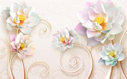 Free 3d Wallpaper,background,decoration,design,wall Royalty Free Stock Image - 163061036