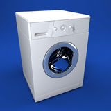 3d washing background Royalty Free Stock Photos