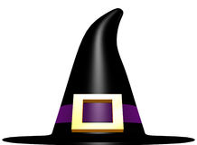 3D Witches Hat Royalty Free Stock Photos