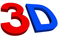 3d word Stock Images