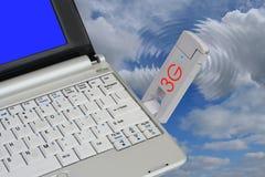 3G modem Stock Afbeeldingen