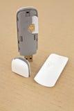 3G modem dos WI FI Foto de Stock