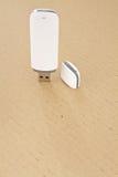 3G modem för WI FI Arkivfoto