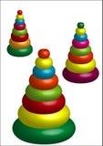 3pyramid Royalty Free Stock Photo