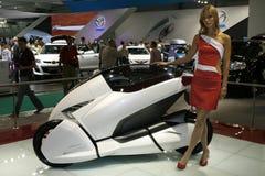 3r c Хонда Стоковая Фотография RF