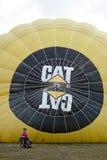 3rd luftballongfiesta varma internationella putrajaya Arkivfoto