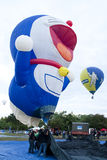 3rd Putrajaya International Hot Air Balloon Fiesta Stock Photography