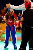 3rd world kickboxing championship 2011 Stock Image