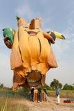 3ro Fiesta internacional del globo del aire caliente de Putrajaya Foto de archivo