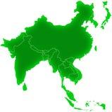 3Sudeste Asiático ilustração stock