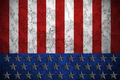 4ème du Jour de la Déclaration d'Indépendance de juillet Image libre de droits