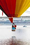 4ème Fiesta chaude internationale de ballon à air de Putrajaya Images stock