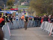 4ème rond de la coupe du monde 2011-2012 de Cyclocross Photographie stock libre de droits