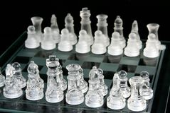 4一盘象棋 库存图片