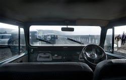 4个冒险驱动轮 免版税库存照片
