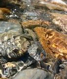 4个岩石水 库存照片