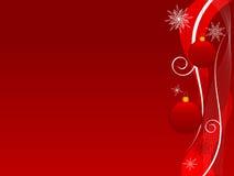 4个背景圣诞节 皇族释放例证