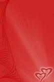 4个背景红色 库存照片