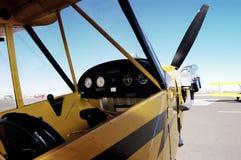 4个航空器古董 图库摄影
