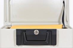 4个配件箱耐火的 免版税图库摄影