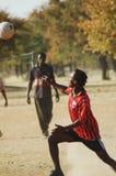 4个非洲梦想 免版税库存照片