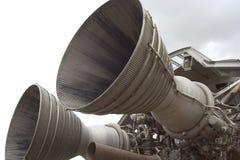 4个马达火箭 免版税库存照片