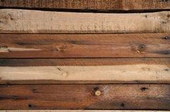 4主街上纹理木头 免版税库存照片