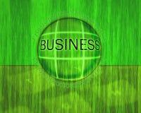 4企业概念 库存例证