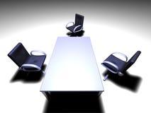 4会议室 免版税库存图片