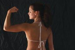 4健身姿势 免版税库存图片