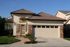 4加州家庭南部 免版税图库摄影