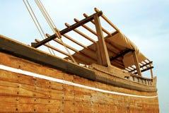 4单桅三角帆船 图库摄影