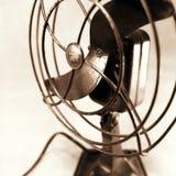 4古色古香的风扇 免版税库存照片