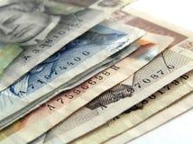 4名克罗地亚人货币 免版税库存图片