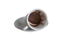 4咖啡时运 免版税图库摄影