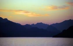 4哈里逊湖 图库摄影