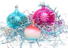 4圣诞节 免版税库存图片