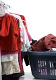 4坏的洗衣店 库存图片
