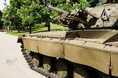 4坦克 库存照片