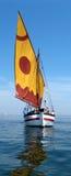 4小船 免版税图库摄影