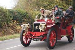 4布赖顿汽车伦敦运行到退伍军人 免版税图库摄影