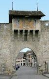 4座城堡门 免版税库存图片