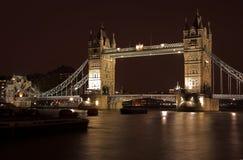 4座桥梁塔 图库摄影