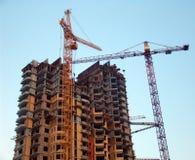 4建筑 免版税库存图片