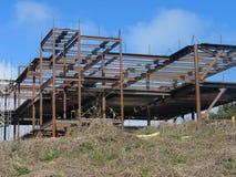 4建造场所 免版税库存照片