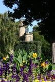 4德国ludwigsburg宫殿塔 免版税库存图片