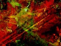 4抽象五颜六色的例证 免版税库存照片