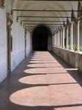 4拱廊 免版税库存图片